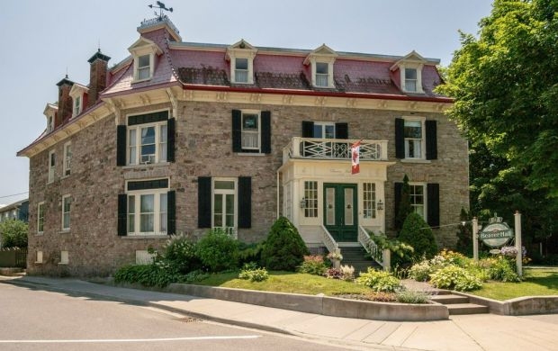 Beaver Hall  - Gananoque