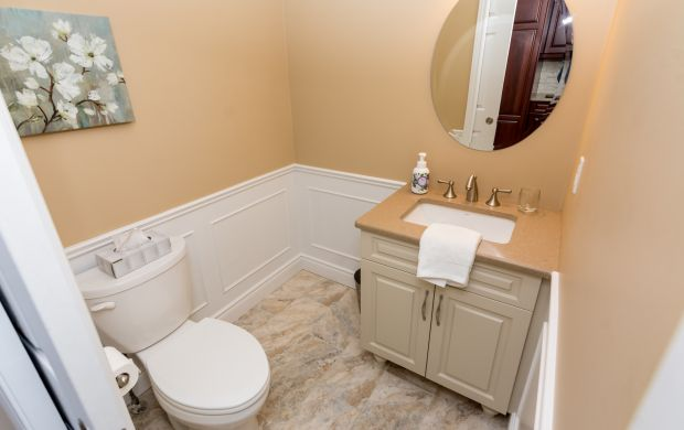 2-piece bathroom