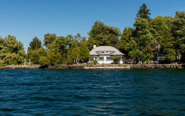 House for sale in Leeds and 1000 Islands - 66 Hay Island - Napoleon's Hat