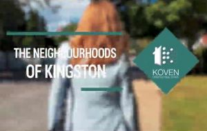 The Neighbourhoods of Kingston